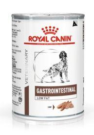 Royal Canin Вет. консервы «Gastro Intestinal Low Fat» длясобак лечение ЖКТ с ограниченным содержанием жиров